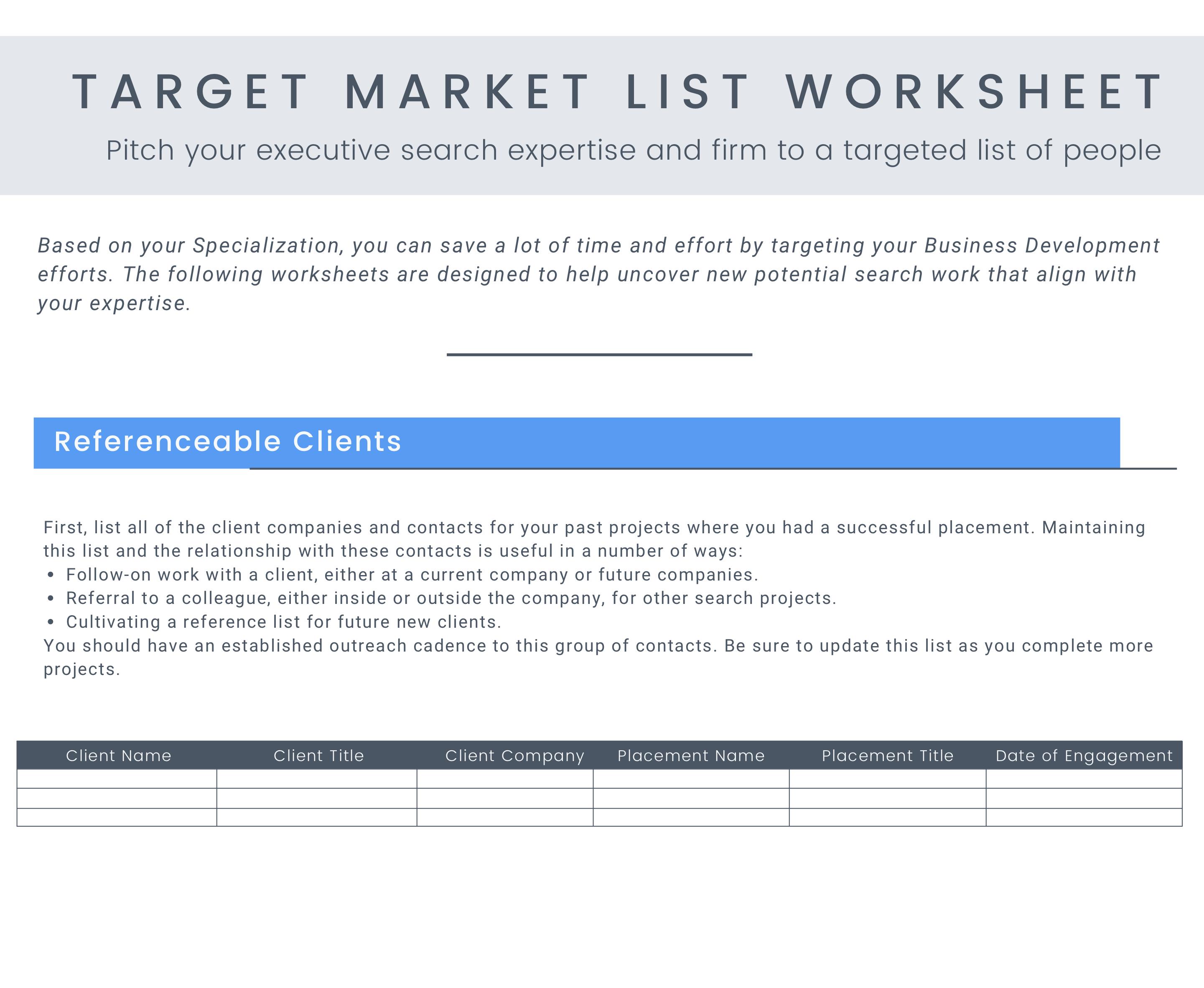 1_Target_Market_List_Worksheet